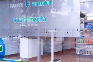 Sacra inauguró su primera farmacia social en Posadas