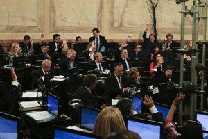 Senado aprobó con cambios la Ley de Financiamiento Productivo
