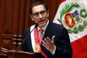 Perú: Vizcarra asumió la presidencia y propuso un pacto social contra la corrupción