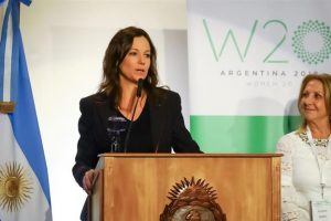 El W20 presentó recomendaciones para lograr la equidad de género en la Argentina