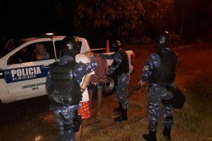 """La Policía desmanteló """"kioscos"""" narco, incautó cocaína, armamento y hay 15 detenidos"""