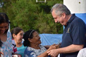 Passalacqua inauguró obra que brindará agua potable a más de cien familias en Cerro Corá