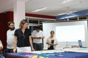 """Realizaron taller participativo en busca de la """"identidad Ciudad Posadas"""""""
