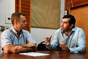 Jerónimo Lagier fue designado coordinador provincialde la Secretaría de Agricultura Familiar