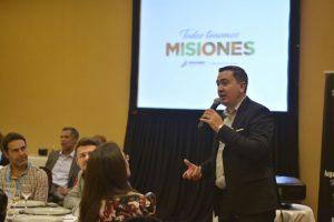Misiones agasajó a operadores turísticos internacionales en Buenos Aires