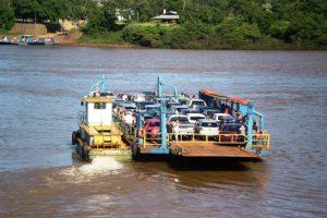 Intendentes de la zona centro y sus pares brasileños buscan impulsar el puente Alba Posse-Porto Mauá
