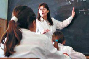 El Gobierno anunció el pago de la Garantía Salarial a los docentes