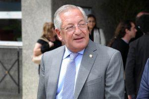 Detuvieron al exgobernador de Jujuy Eduardo Fellner y ya se encuentra en el penal de Alto Comedero