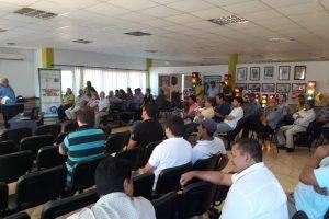Jornadas de educación Vial en San Pedro y Pozo Azul