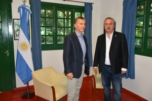 Energía, FET y pasos fronterizos algunos de los avances en la reunión de Passalacqua y Macri en Iguazú