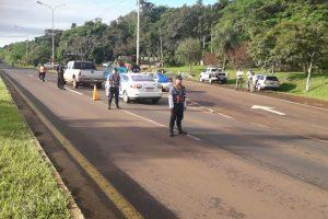 En Misiones se redujo 70 por ciento el índice de  accidentes en rutas en Semana Santa