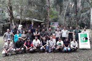 Guardaparques se capacitaron en gestión moderna de áreas naturales protegidas