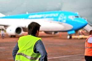 El dólar solidario también llegó a Aerolíneas Argentinas
