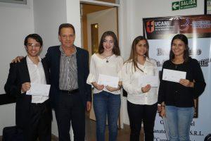 El Sanatorio Boratti entregó por quinto año las becas a los mejorespromedios a alumnos de la UCAMI