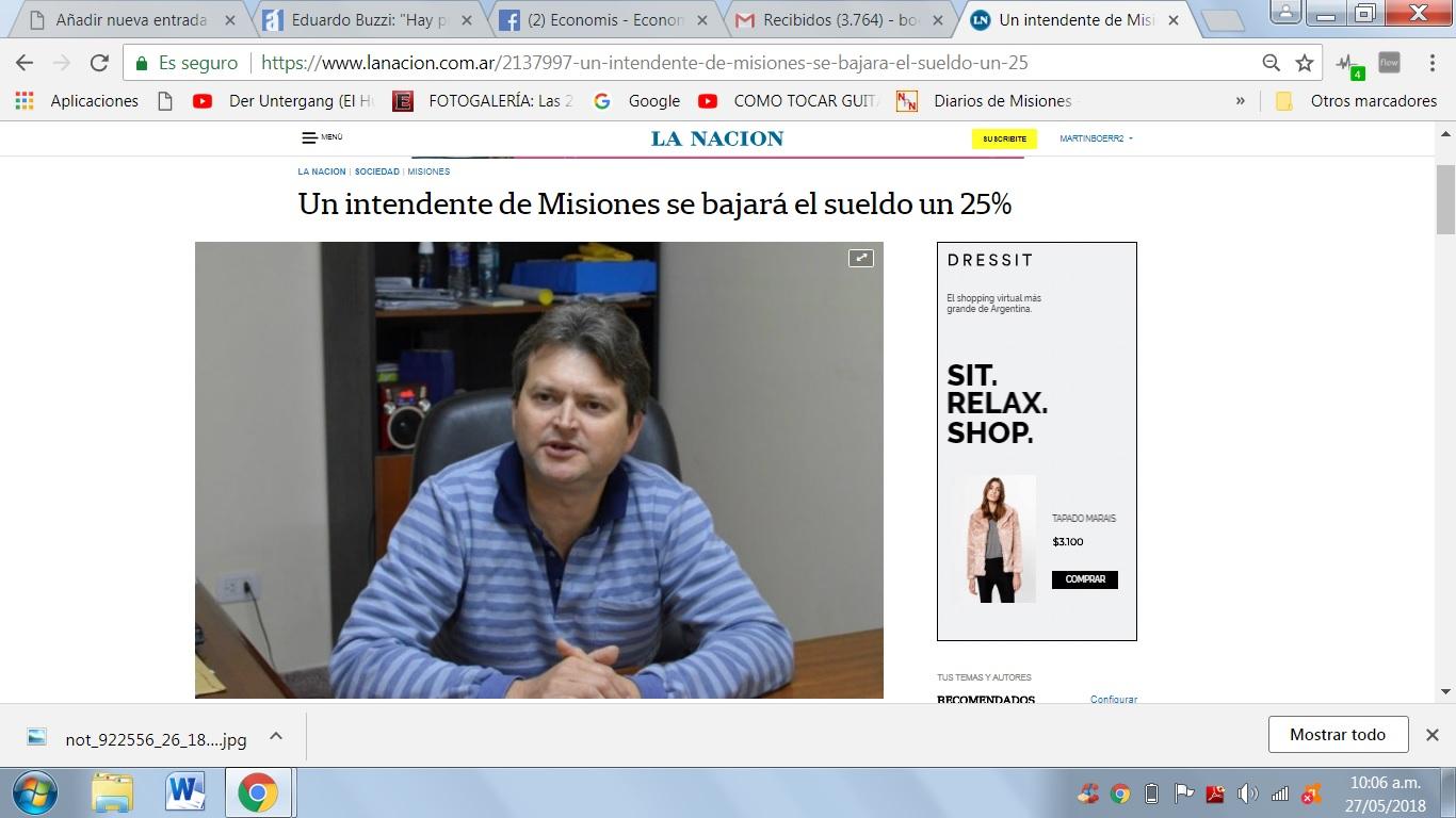 Siguen las repercusiones en la prensa nacional por el gesto de Gaspar Dudek