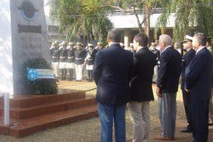 """El Liceo Storni realizó un homenaje a los caídos del Crucero ARA """"General Belgrano"""""""