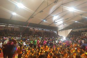 Iguazú: 2400 niños participaron de la celebración de los Jardines de infantes
