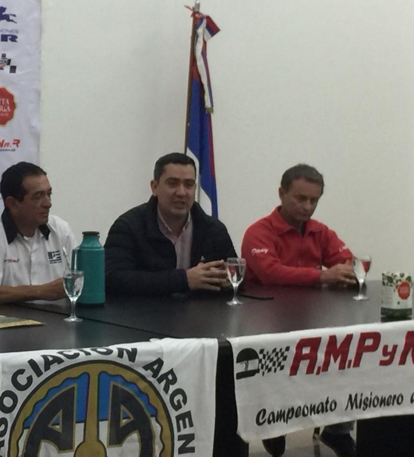 Tres Capones se prepara para la tercera fecha del Rally Misionero
