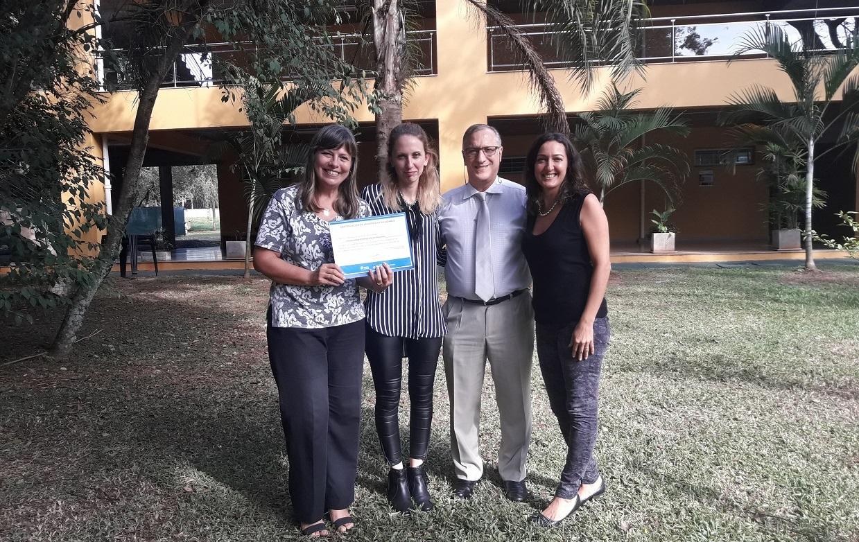 La Ucami es la primera universidad saludable de la región