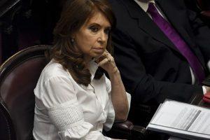"Reapareció Cristina: habló de ""catástrofe"" y de los ""traidores a la Patria"""