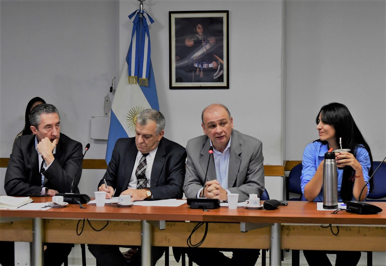 Wellbach preside la Comisión Especial de Seguimiento de Yacyretá, Corpus, Garabí y Roncador