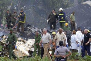 Cuba: dos argentinos murieron al estrellarse un avión con más de 100 pasajeros a bordo