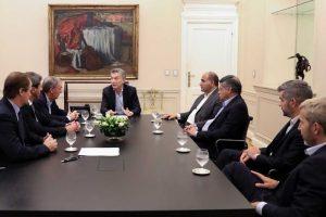 El Presidente se reunió con gobernadores en la Casa Rosada