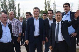 """Macri: """"Este es el camino que nos va a llevar a un futuro mejor para todos"""""""