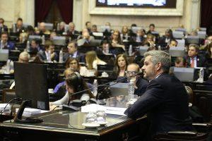 """Peña reconoció la demora del artículo 10 y aseguró que buscarán resolver """"el problema del FET"""""""
