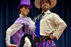 Romanza de ballets Folklóricos esta noche en el Teatro Lírico