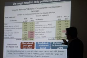 """""""La reforma tributaria es contraria a las Pymes y a favor de Buenos Aires"""""""
