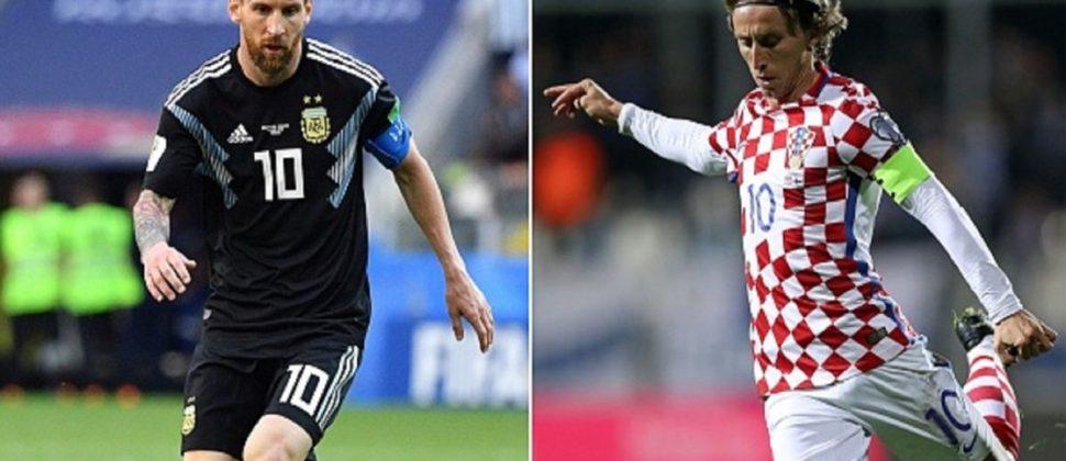 Mundial Rusia 2018: Con tres cambios y nuevo esquema táctico, Argentina va por un triunfo ante Croacia