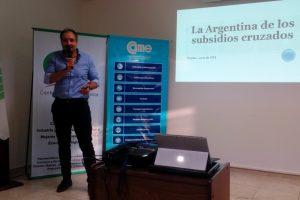 """Diego Cabot: """"Si la tarifa de luz está cara, tienen que buscar respuestas en la provincia, no en Buenos Aires"""""""