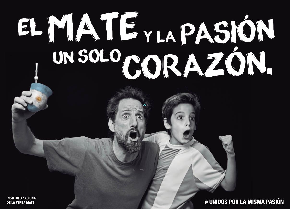 """El INYM insiste con otra campaña mostrando imágenes de argentinos """"apasionados"""" tomando mate"""