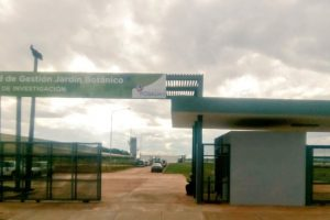 Losada inauguró un centro de investigación en el Botánico