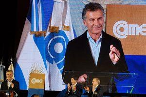 Came reclamó a Macri reglamentación del artículo 10