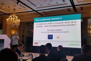 Empresarios debatieron sobre el impacto de la transformación digital y sus desafios