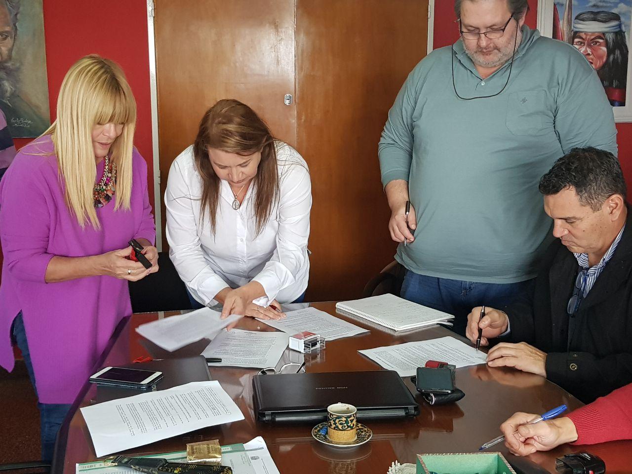 Se concretó Mesa de Diálogo con Educación donde se acordó nuevo incremento salarial docente