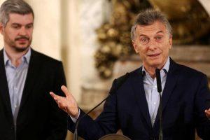 """Peña anunció candidatura de Macri para 2019: """"Estamos convencidos que vamos a ganar"""""""