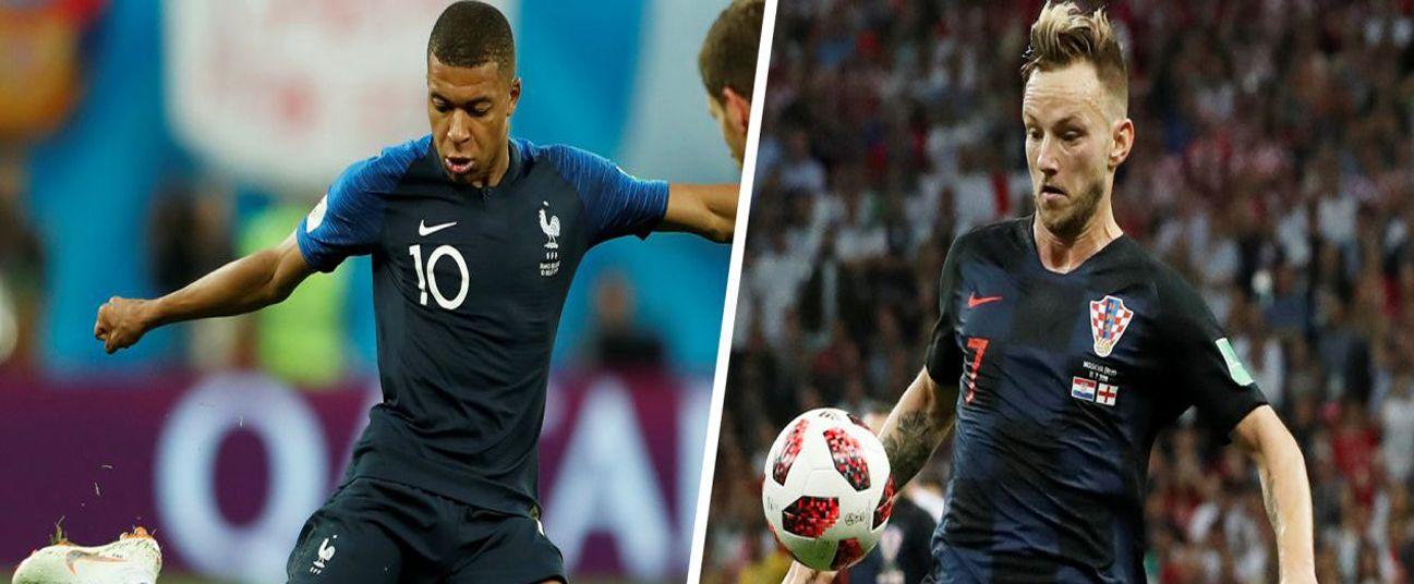 Mundial Rusia 2018: Francia y Croacia van por la gloria mundial
