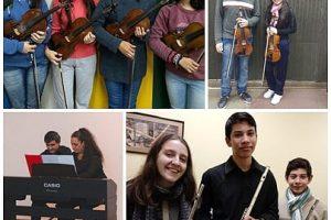 Concierto Ciclo de Música de Cámara en el museo Yaparí