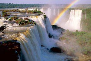 Podés disfrutar de las Cataratas del Iguazú y otros atractivos desde tu casa