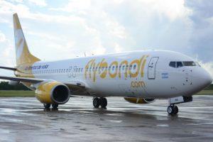 Pasajeros indignados con Fly Bondi por otro vuelo cancelado en Iguazú