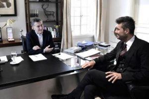 Marcelo Tinelli cenó con Macri y dicen que el Presidente lo sondeó para acercarse a Cambiemos
