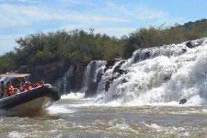 Los Saltos del Moconá, el destino turístico que más crece en Misiones