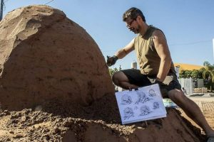 Arranca la Bienal de Esculturas que moviliza a 400.000 personas en Chaco