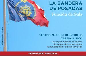 Función de Gala: Día de la Bandera de Posadas