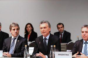 """Macri cerró la ministerial del G-20: """"La tasa de crecimiento no va a aumentar este año"""""""