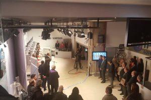 El IPLYC inauguró su nueva sala de sorteos