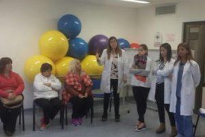El Grupo de Obesidad del Hospital Escuela continúa con charlas regulares a la comunidad